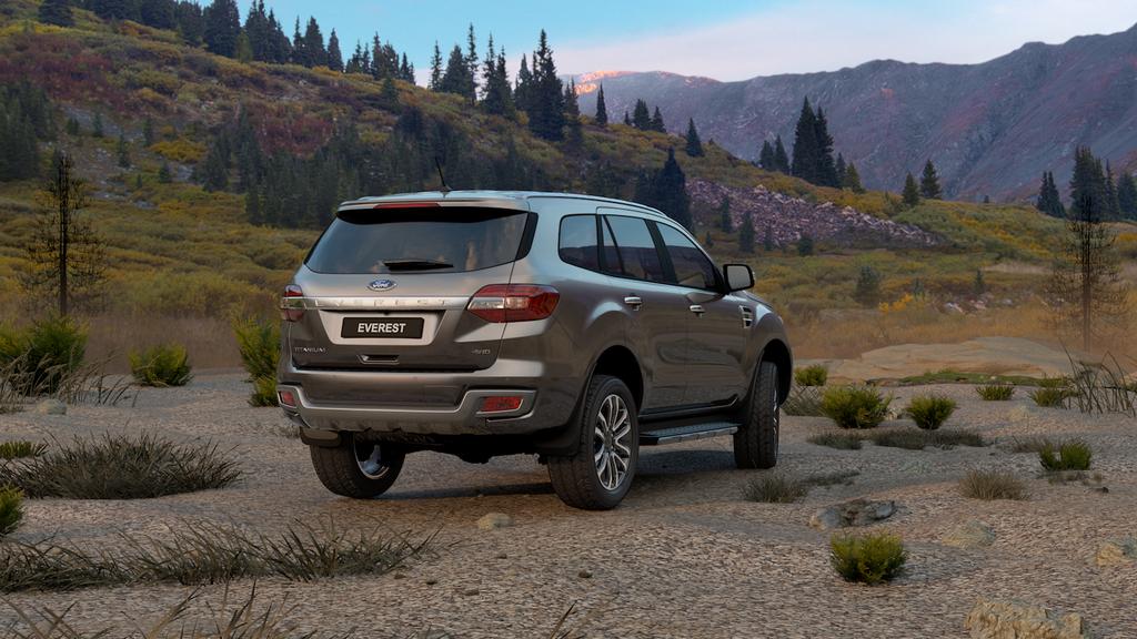 Ford ra mat Ranger va Everest 2020 anh 8