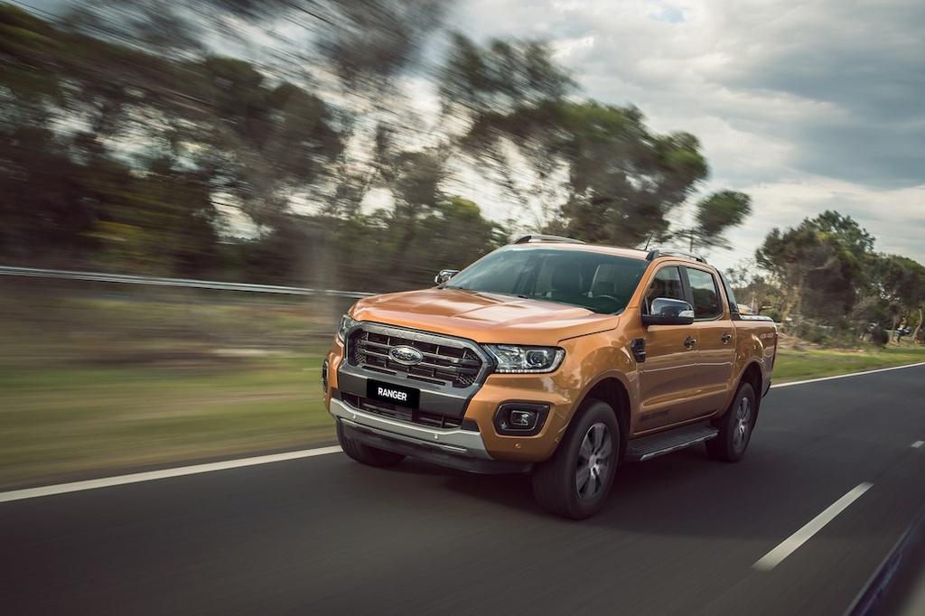 Ford ra mat Ranger va Everest 2020 anh 1