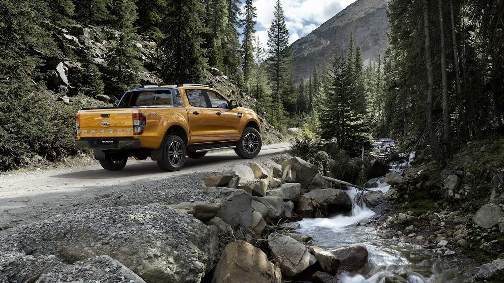 Ford ra mat Ranger va Everest 2020 anh 7