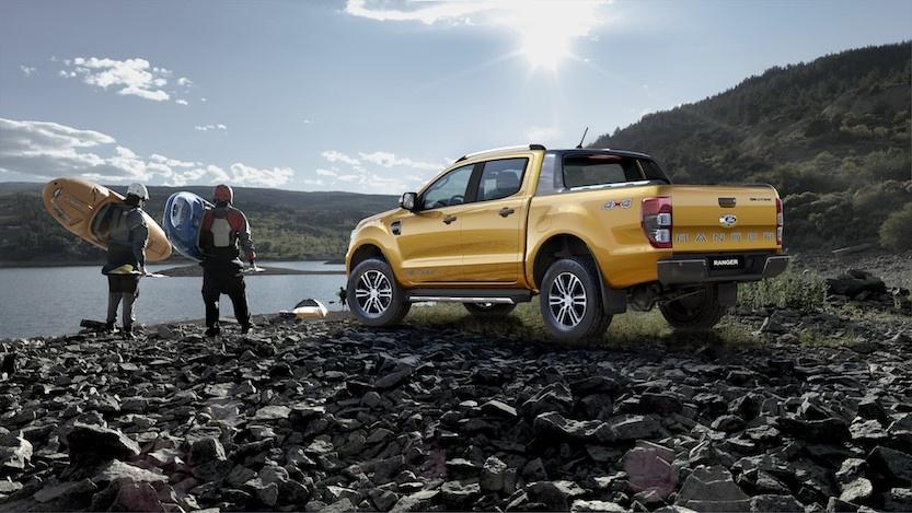 Ford Ranger va Everest moi ra mat tai VN - nang cap nhe, gia khong doi hinh anh 6 aFord_Ranger_06.jpg