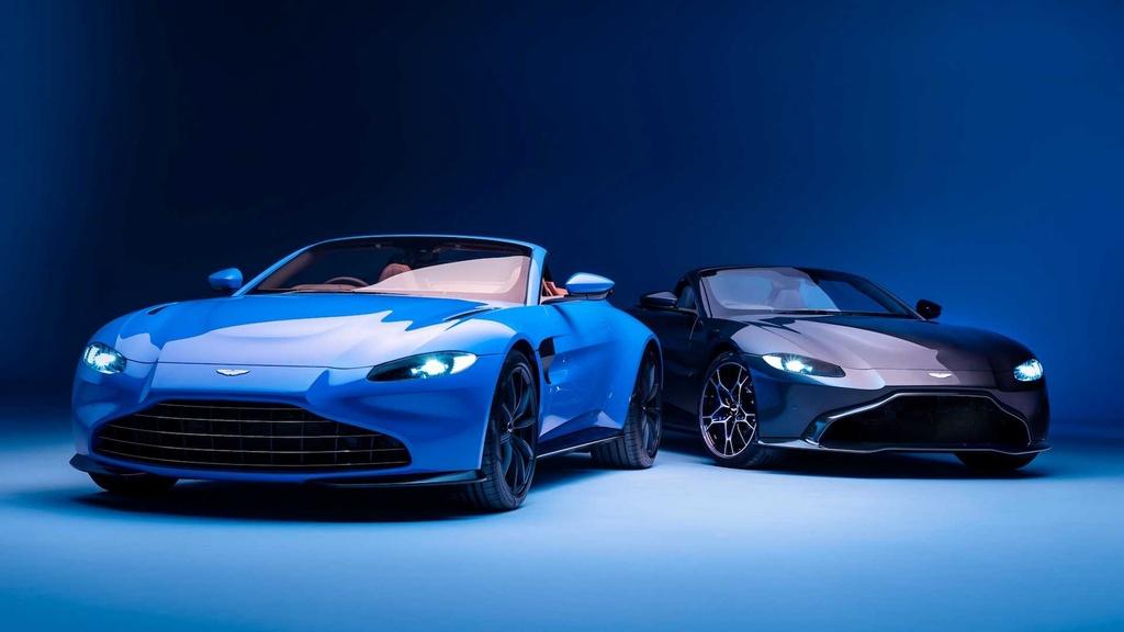 Aston Martin ra mat xe mui tran Vantage Roadster hinh anh 1 2021_aston_martin_vantage_roadster_7_.jpg