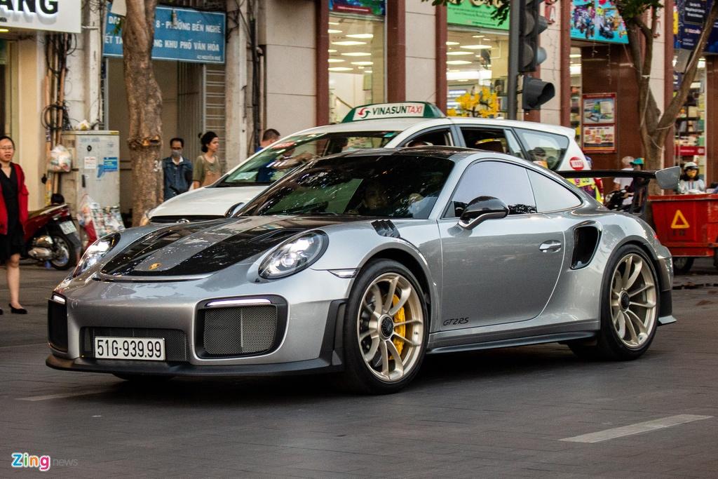 Porsche 911 GT2 RS voi goi nang cap doc nhat Viet Nam hinh anh 1 IMG_5491_zing.jpg