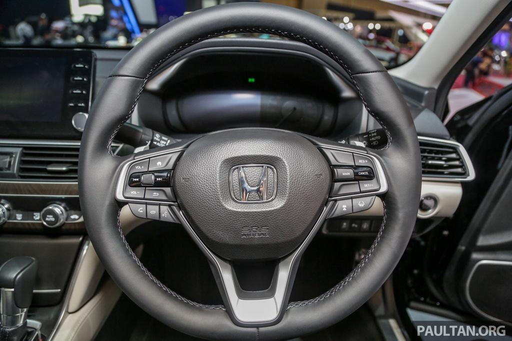 Honda Accord 2020 ra mat Malaysia, dong co manh hon tai VN hinh anh 8 GIIAS_2019_Honda_Accord_24.jpg