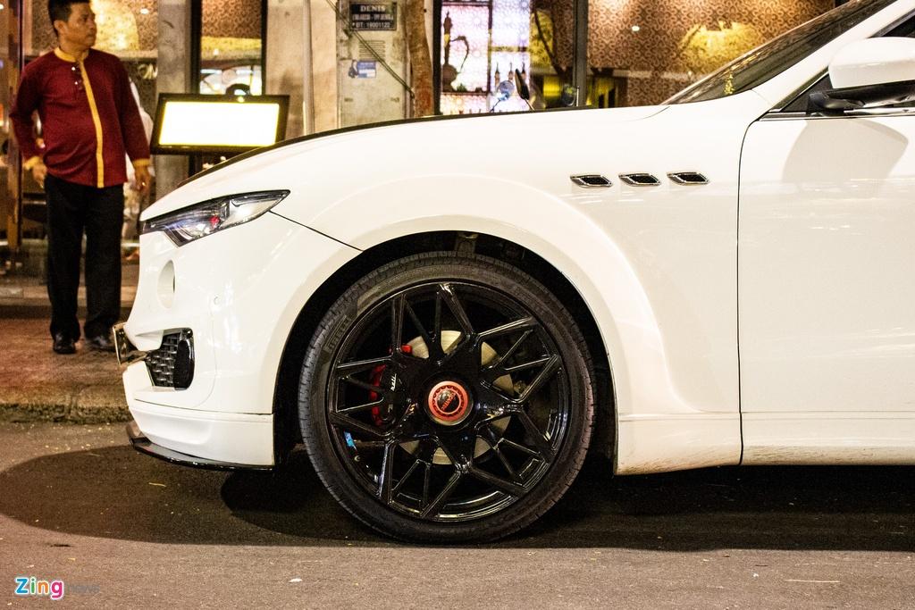 Maserati Levante do than rong Novitec doc nhat Viet Nam hinh anh 5 IMG_5806_zing.jpg