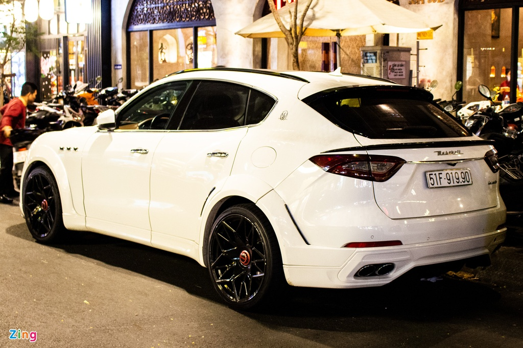 Maserati Levante do than rong Novitec doc nhat Viet Nam hinh anh 2 IMG_5811_zing.jpg
