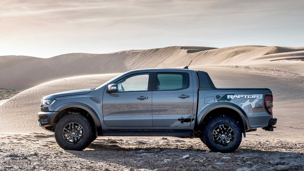 Ford Ranger Raptor V8 2021 co the manh 709 ma luc anh 3
