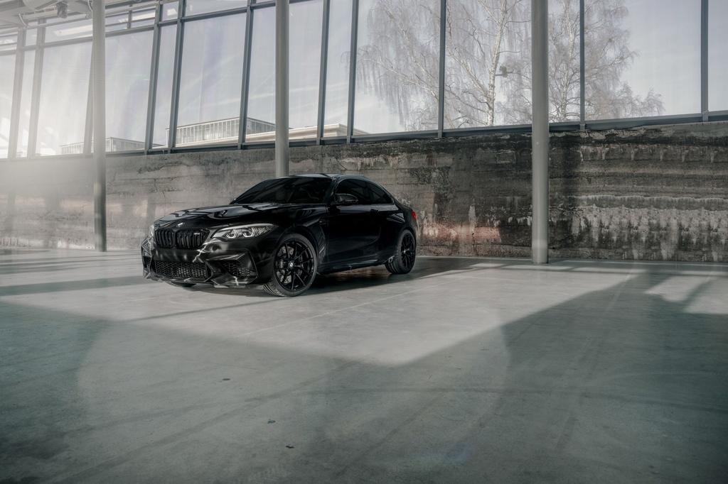 BMW ra mat M2 phien ban ve graffiti anh 3