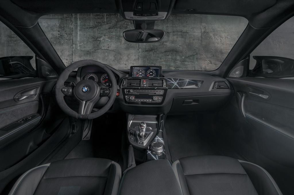 BMW ra mat M2 phien ban ve graffiti anh 7