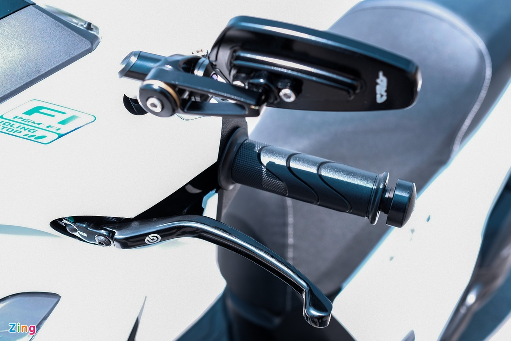 Honda SH 150i do 150 trieu dong cua biker TP.HCM hinh anh 5 DSCF9810_zing.jpg