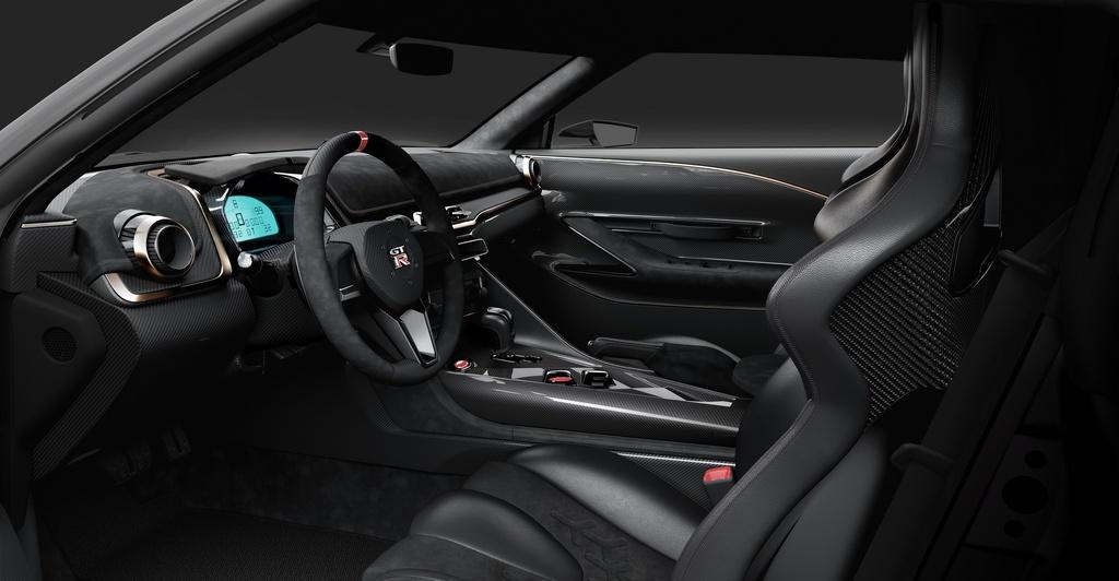 Ban san xuat Nissan GT-R50 ra mat anh 9