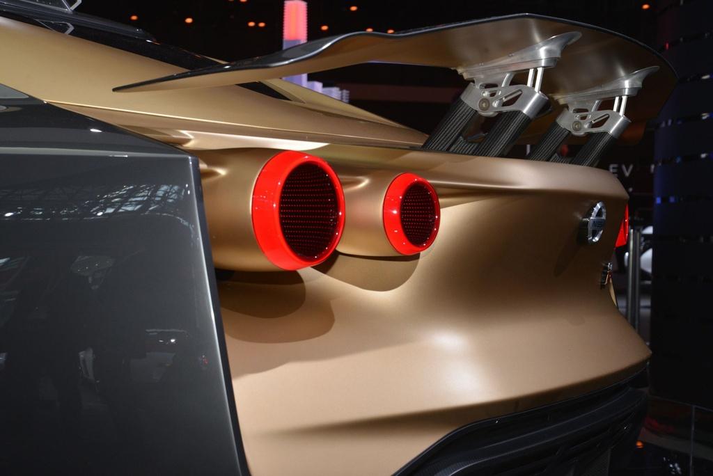 Ban san xuat Nissan GT-R50 ra mat anh 8