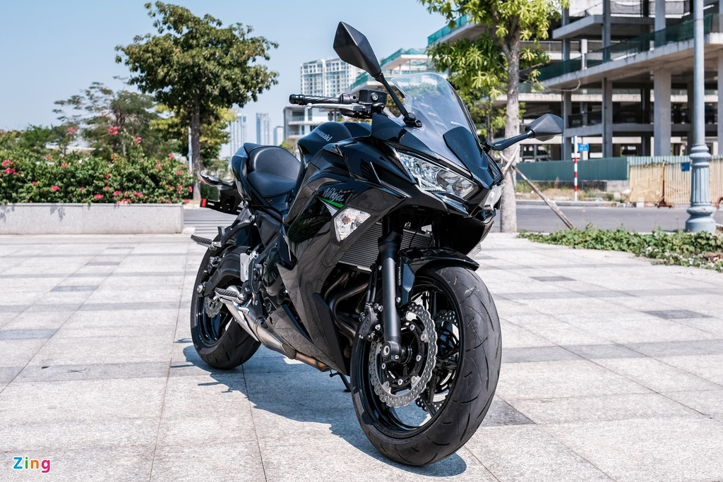 Kawasaki Ninja 650 2020 gia 197 trieu dong tai Viet Nam hinh anh 14 DSCF0280_zing_1.jpg
