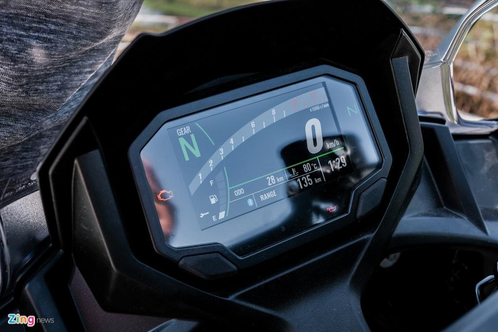 Kawasaki Ninja 650 2020 gia 197 trieu dong tai Viet Nam hinh anh 9 DSCF0291_zing.jpg