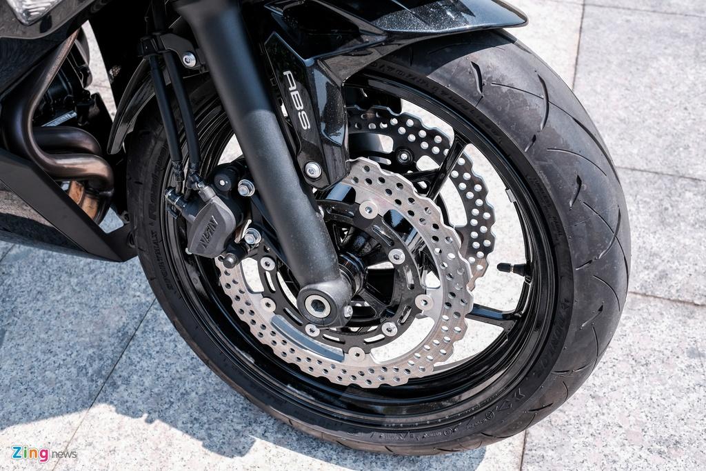 Kawasaki Ninja 650 2020 gia 197 trieu dong tai Viet Nam hinh anh 7 DSCF0298_zing.jpg