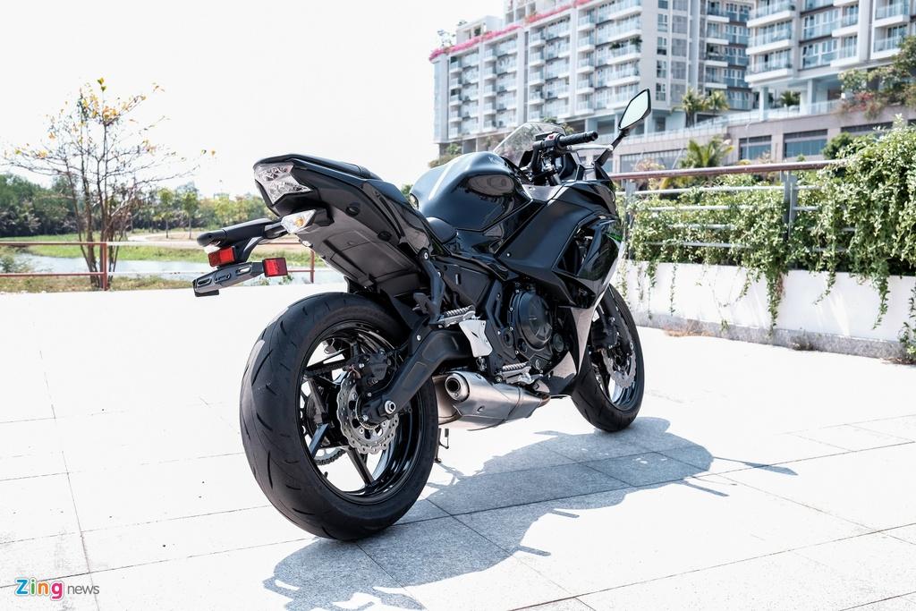 Kawasaki Ninja 650 2020 gia 197 trieu dong tai Viet Nam hinh anh 5 DSCF0312_zing.jpg