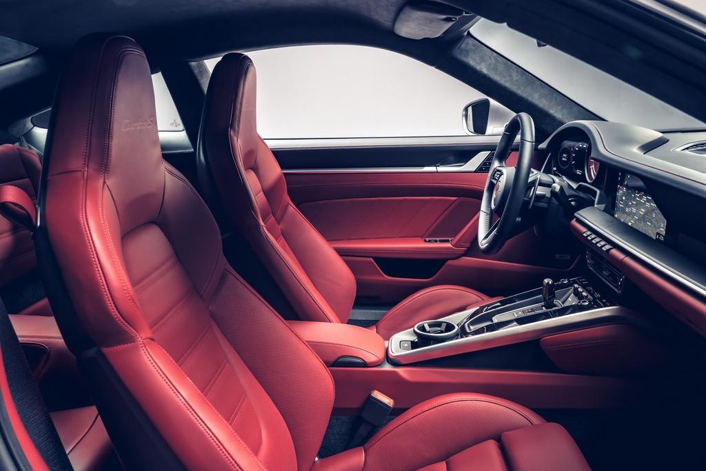 Porsche 911 Turbo S 2020 anh 7