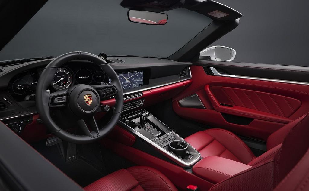 Porsche 911 Turbo S 2020 anh 11