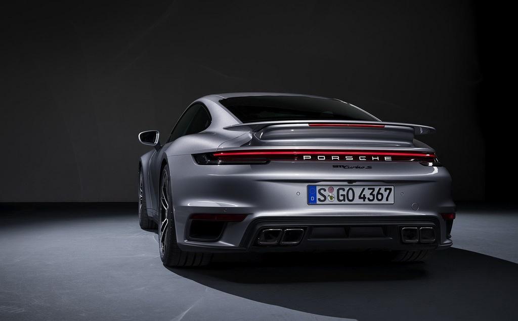 Porsche 911 Turbo S 2020 anh 5