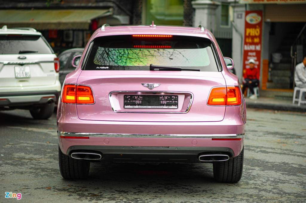 Can canh Bentley Bentayga mau dieu nhat Viet Nam hinh anh 5 BAC_6719_zing.jpg