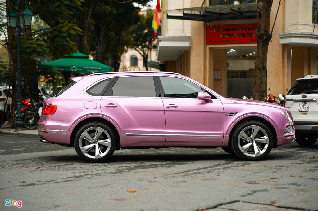 Can canh Bentley Bentayga mau dieu nhat Viet Nam hinh anh 2 BAC_6721_zing.jpg