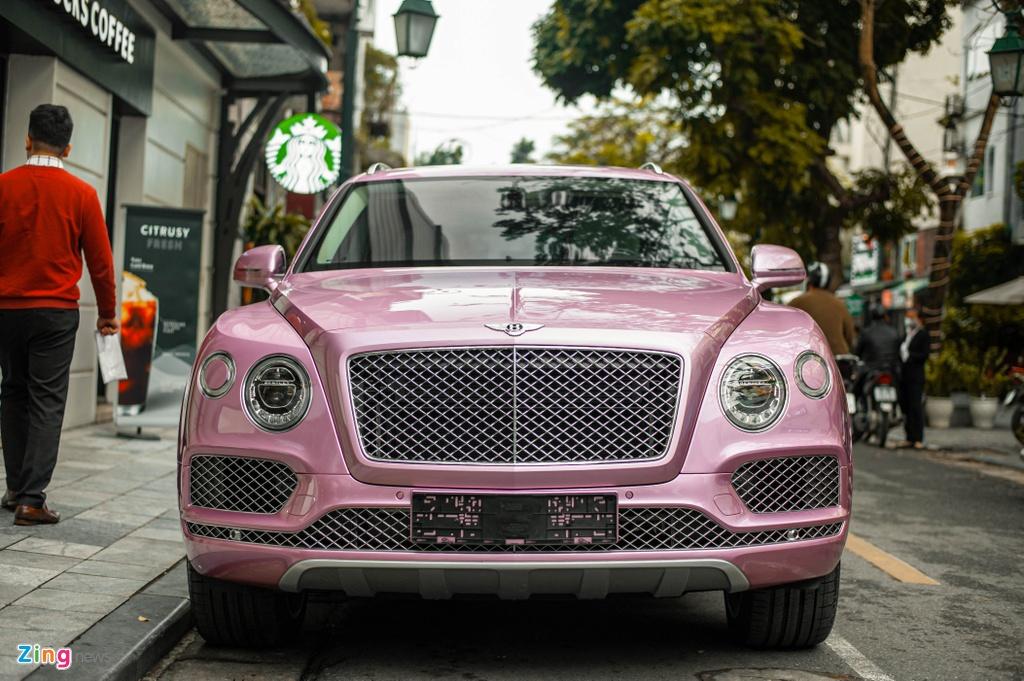 Can canh Bentley Bentayga mau dieu nhat Viet Nam hinh anh 4 BAC_6752_zing.jpg