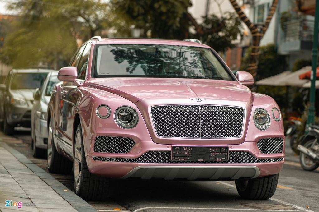 Can canh Bentley Bentayga mau dieu nhat Viet Nam hinh anh 10 BAC_6761_zing.jpg