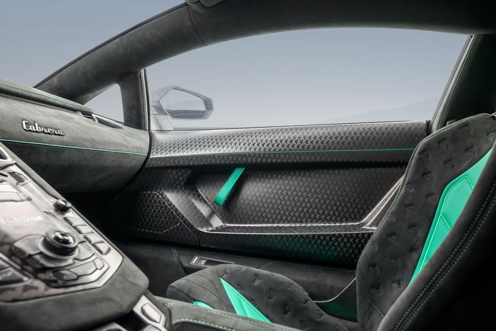 Lamborghini Aventador SVJ bien hinh trong ban do rieng tu Mansory hinh anh 11 Mansory_Cabrera_based_on_Lamborghini_Aventador_SVJ_10.jpg