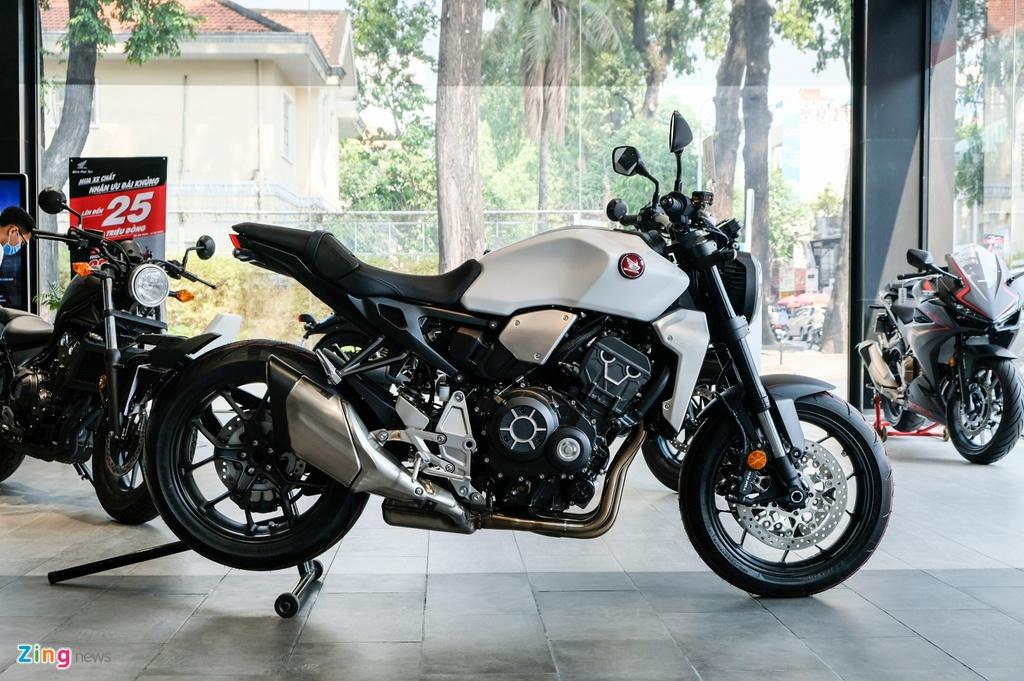So sanh Kawasaki Z1000 R va Honda CB1000R anh 8