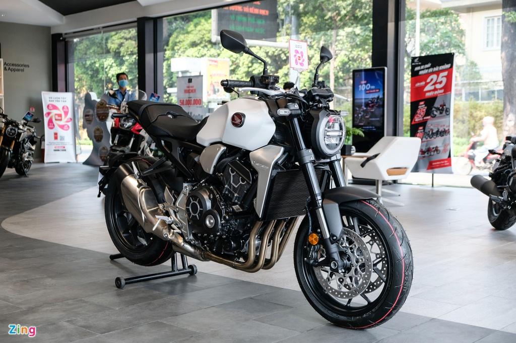 So sanh Kawasaki Z1000 R va Honda CB1000R anh 18