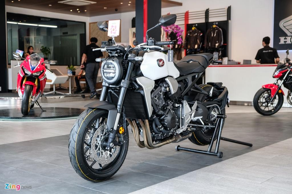 So sanh Kawasaki Z1000 R va Honda CB1000R anh 2