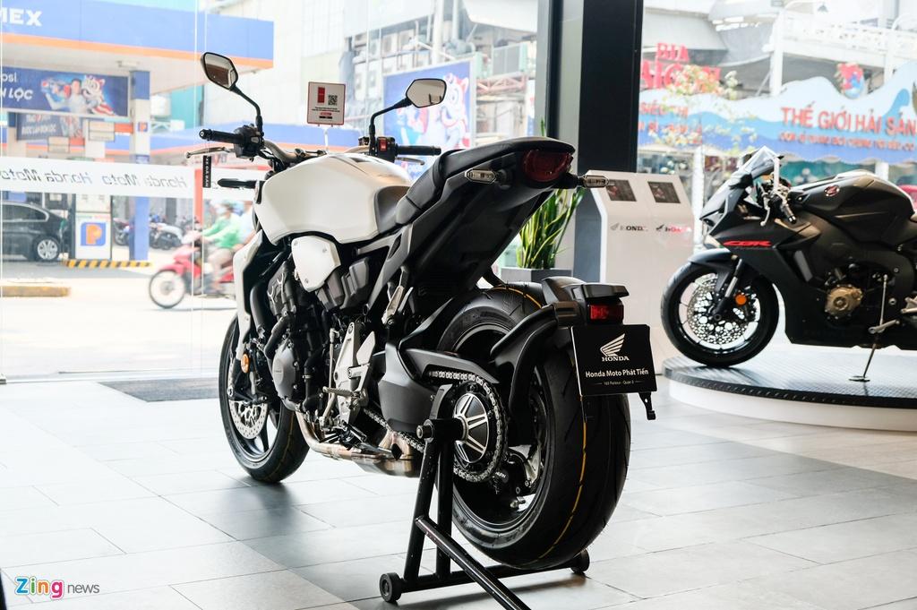 So sanh Kawasaki Z1000 R va Honda CB1000R anh 4