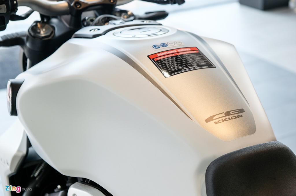So sanh Kawasaki Z1000 R va Honda CB1000R anh 6