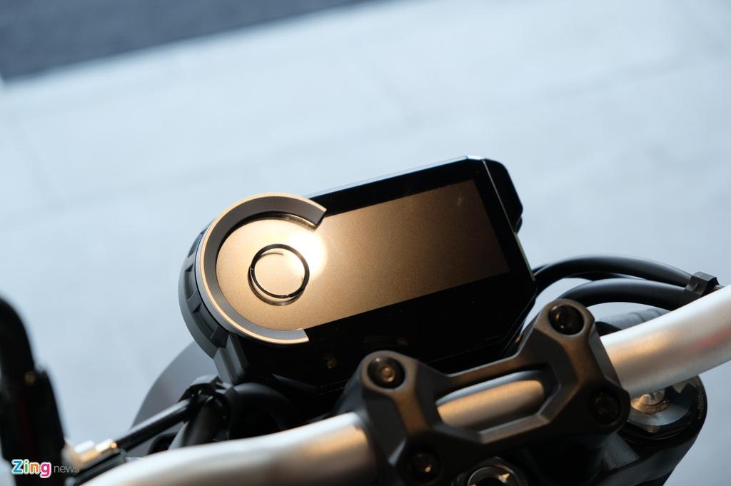 So sanh Kawasaki Z1000 R va Honda CB1000R anh 12
