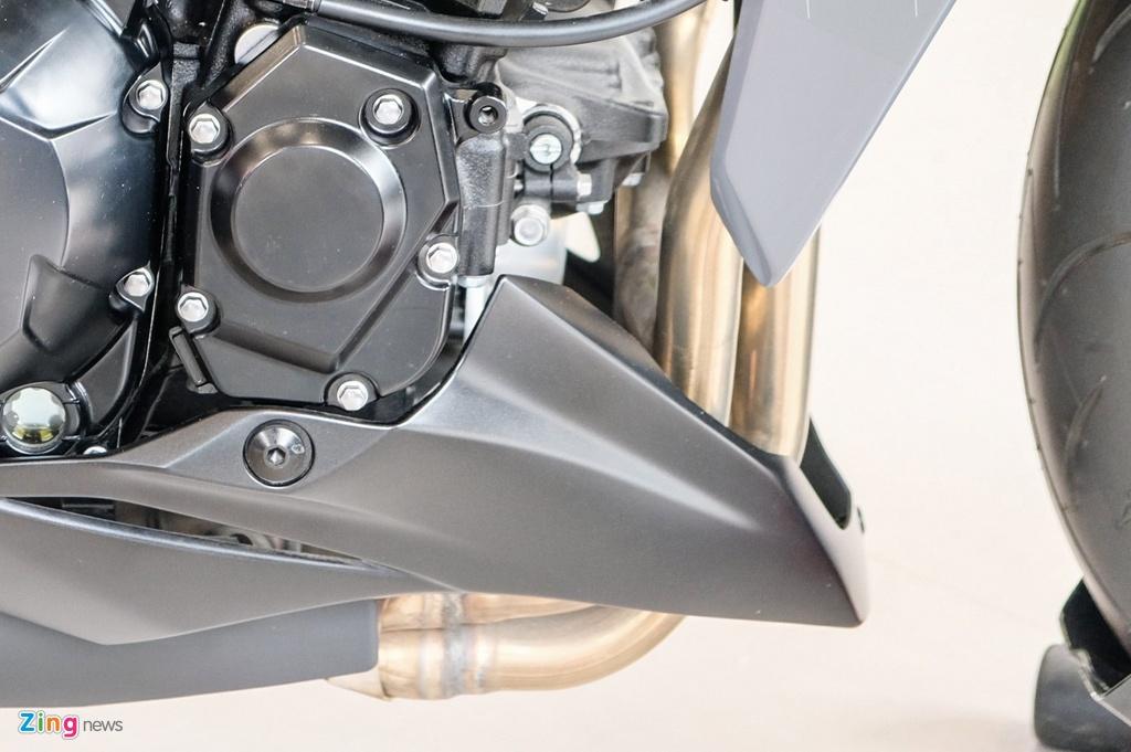 Kawasaki Z1000 2020 tai VN - gia tang, ngoai hinh khong doi hinh anh 15 DSCF1374a_zing.jpg