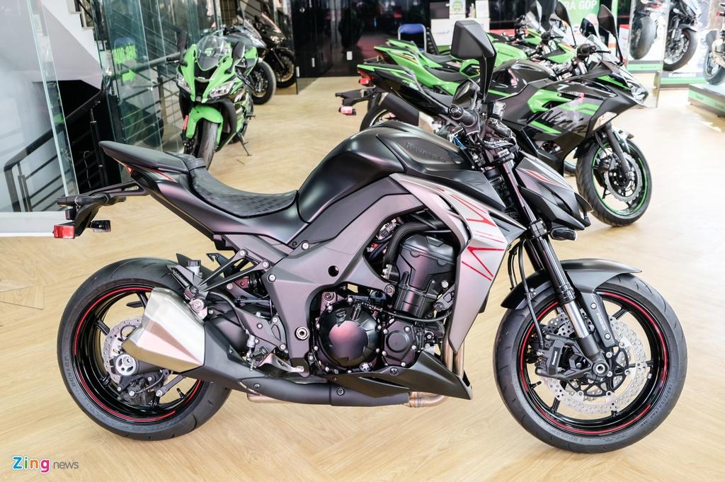 Kawasaki Z1000 2020 tai VN - gia tang, ngoai hinh khong doi hinh anh 4 DSCF1406_zing.jpg