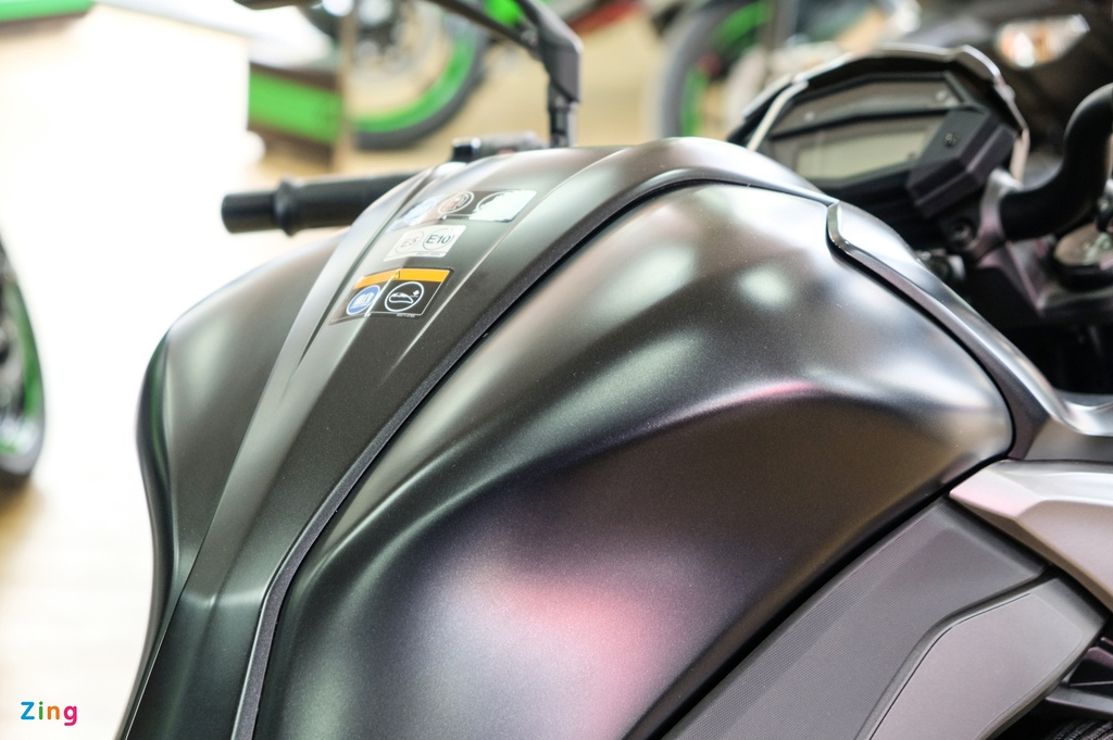 Kawasaki Z1000 2020 tai VN - gia tang, ngoai hinh khong doi hinh anh 8 DSCF1411_zing.jpg