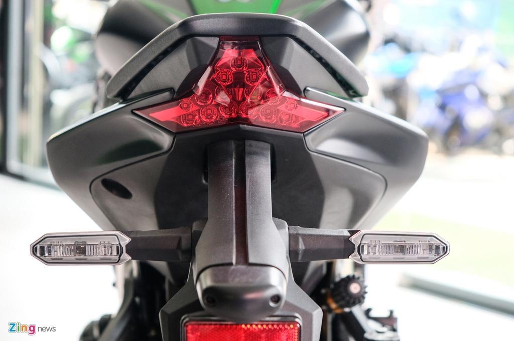 Kawasaki Z1000 2020 tai VN - gia tang, ngoai hinh khong doi hinh anh 6 DSCF1424_zing.jpg
