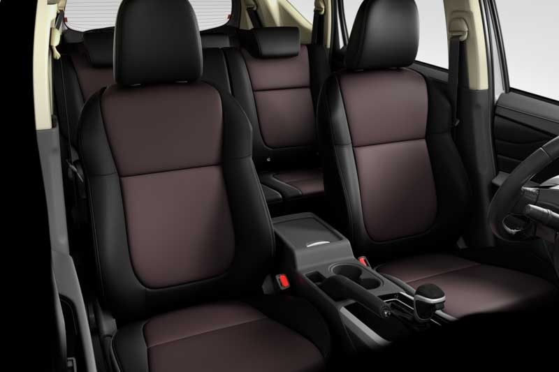 Mitsubishi Xpander Cross ra mat tai Thai Lan, can ke ngay ve VN hinh anh 10 modal_leather_seats.jpg
