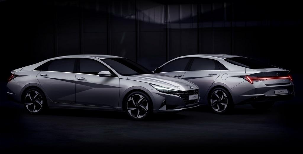 Hyundai Elantra 2021 ra mat, Mazda3 nen e de hinh anh 13 2021_Hyundai_Elantra_14.jpg