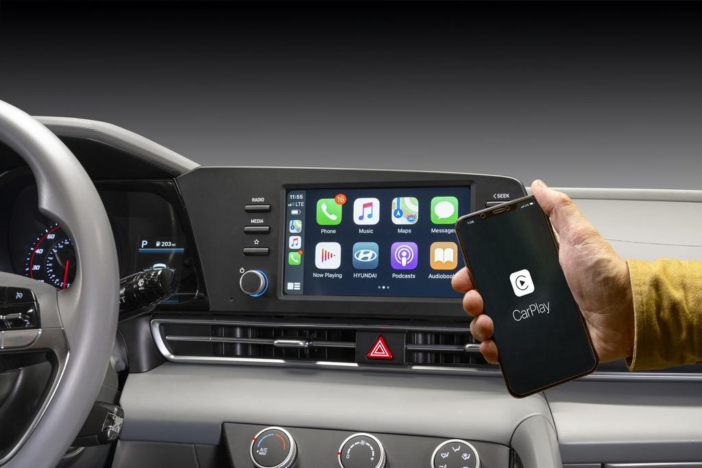 Hyundai Elantra 2021 ra mat, Mazda3 nen e de hinh anh 8 2021_Hyundai_Elantra_26.jpg