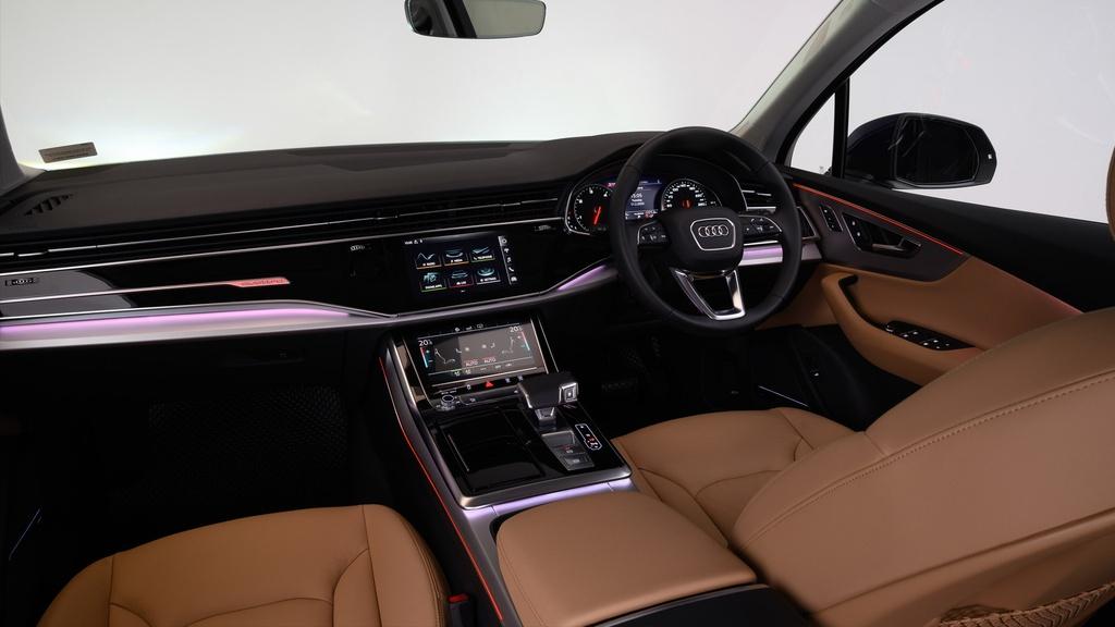 Audi Q7 2020 ra mat tai Thai Lan, co the sap ve Viet Nam hinh anh 7 2020_Audi_Q7_facelift_Thailand_6.jpg