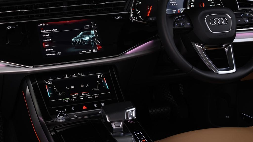 Audi Q7 2020 ra mat tai Thai Lan, co the sap ve Viet Nam hinh anh 9 2020_Audi_Q7_facelift_Thailand_8.jpg