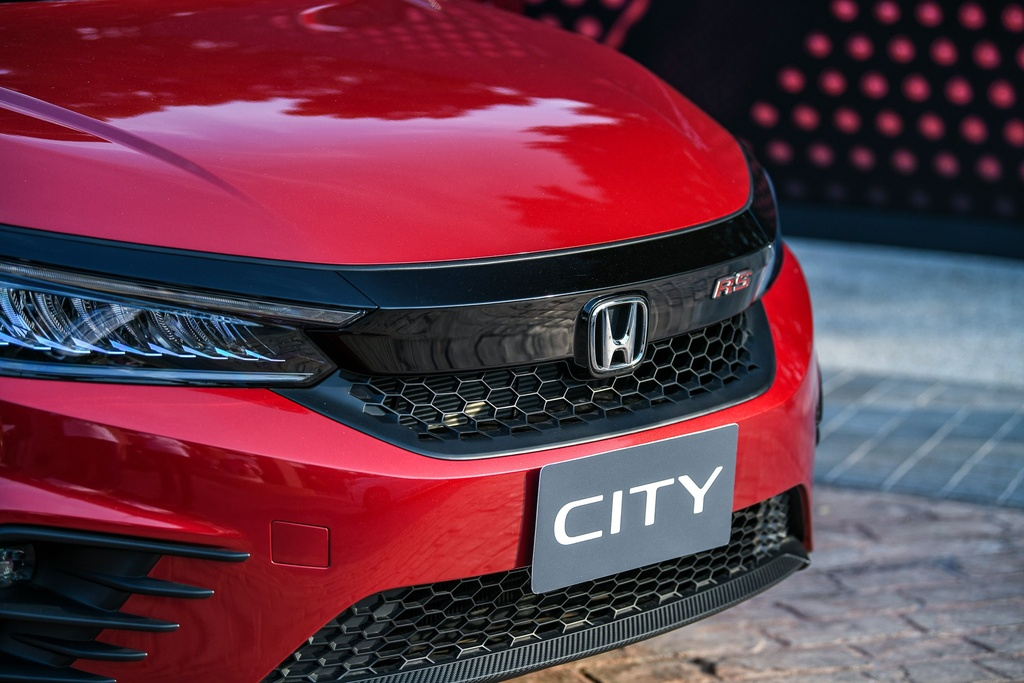 Honda City 2020 co 6 phien ban tai An Do anh 7