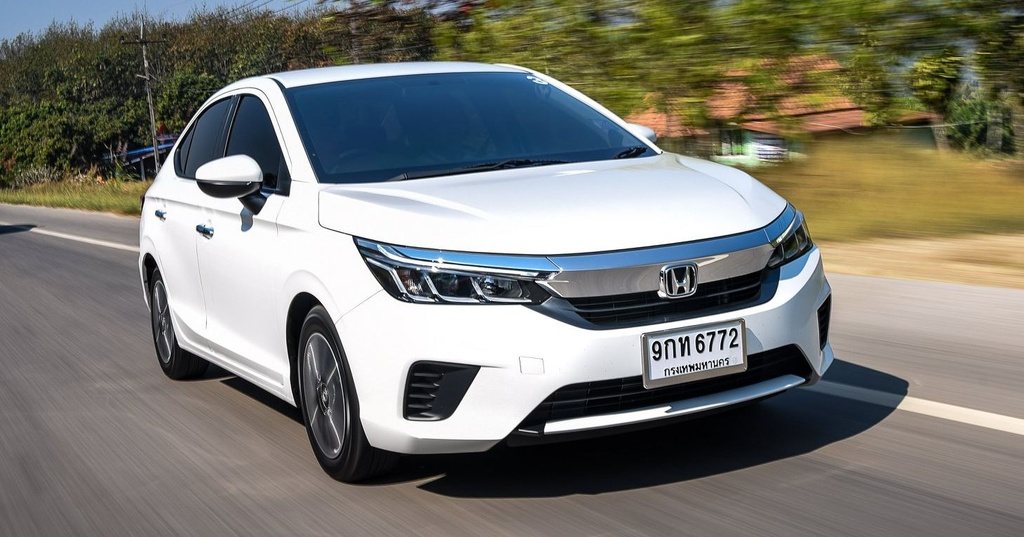 Honda City 2020 co 6 phien ban tai An Do anh 4