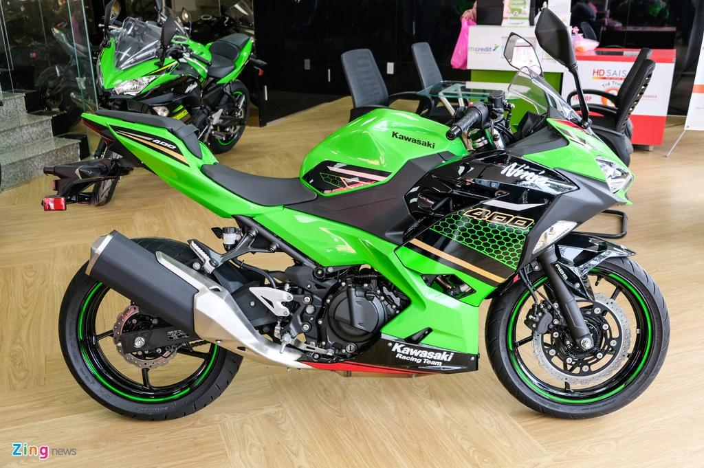 Kawasaki Ninja 400 KRT anh 2