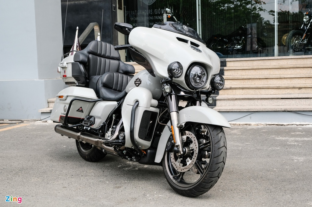 Harley-Davidson CVO Limited 2020 gia 2, 2 ty anh 1