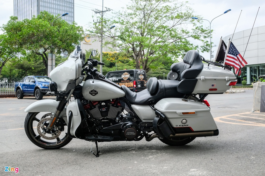 Harley-Davidson CVO Limited 2020 gia 2, 2 ty anh 3
