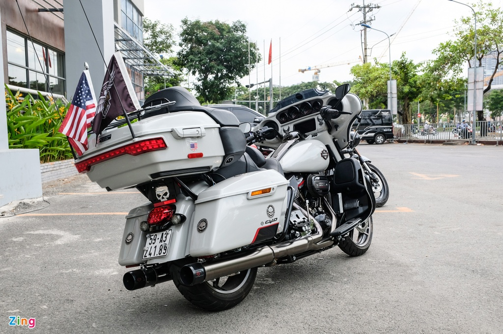 Harley-Davidson CVO Limited 2020 gia 2, 2 ty anh 2