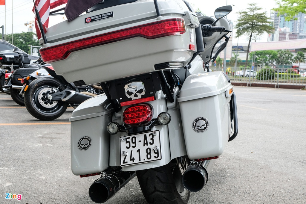 Harley-Davidson CVO Limited 2020 gia 2, 2 ty anh 9