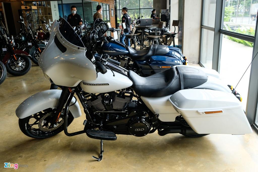 Harley-Davidson Street Glide Special 2020 ve Viet Nam, gia gan 1,1 ty hinh anh 4 DSCF1733_zing.jpg